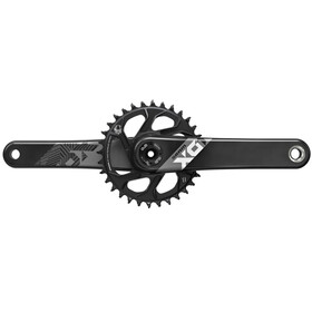 SRAM X01 Eagle DUB Kurbelgarnitur Direct Mount 32 Zähne 12-fach black